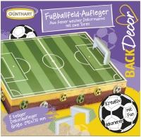 15 Decoration plaque football field