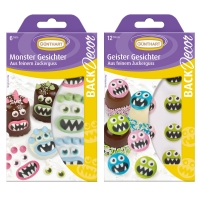 15 pcs Sugar set monster