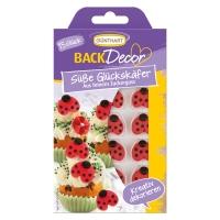 15 pcs Sugar ladybirds