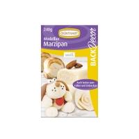 Modelling marzipan, white