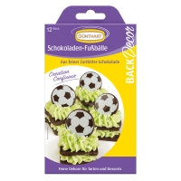 15 Chocolate footballs