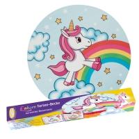 9 Cake cover Unicorn