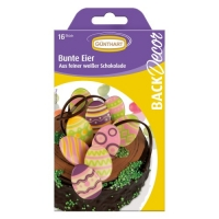 15 Chocolate Easter eggs