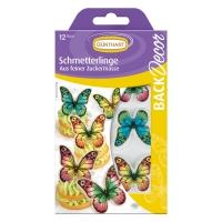 15 Decor plaque butterflies