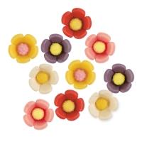 100 pcs Decor flowers