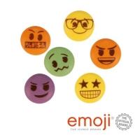 """Sugar dots """"Emoji"""", mixed colors"""