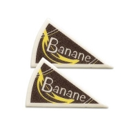 120 pcs Special Decorations  Banane