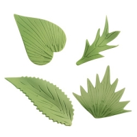 Fine sugar leaves, assorted