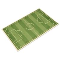 10 pcs Sugar coating football pitch