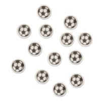 576 pcs Mini sugar footballs