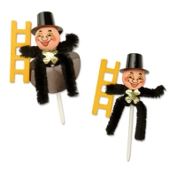 100 pcs Chimney sweeper decorations