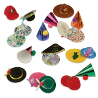 Hats, small