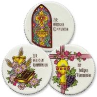 12 pcs Communion plaques