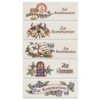24 pcs Communion plaques