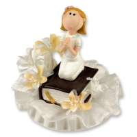 Kneeling Communion-Girl