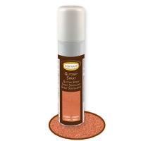1 pcs Glitter Spray, copper