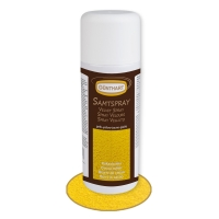 1 pcs Velvet Spray, yellow