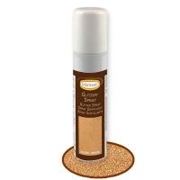 Glitter Spray, bronze