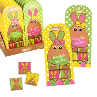 "Choco praline box ""Easter"", assorted, with napolitans"