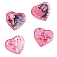 "Big praline hearts ""Ruby"""