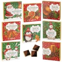 """Napolitain gift box """"Christmas"""""""