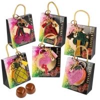 12 pcs Keychain  Summer  gift bag