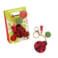 "Keychain ""ladybird"" gift box"